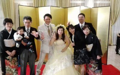 また結婚式やりたいです(^^)